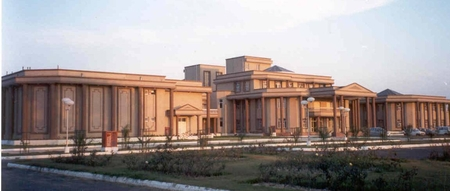 NITHE Institution Building, Noida